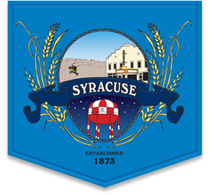 City of Syracuse  Kansas - A Place to Call Home...